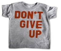 Dont Give Up 1
